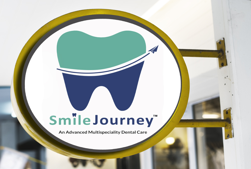 smilejourney dental care lolly pop board design artbuzz Advertising